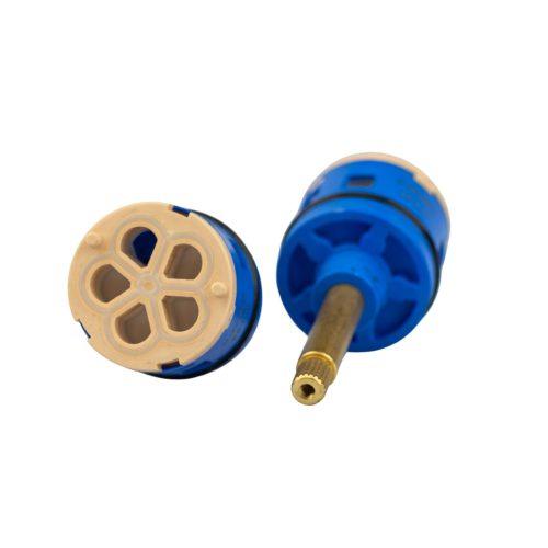 AquaMaxx 5 funkciós funkcióváltó csapbetét funkcióváltó csaptelephez, 84mm teljes magassággal, 38mm átmérőben