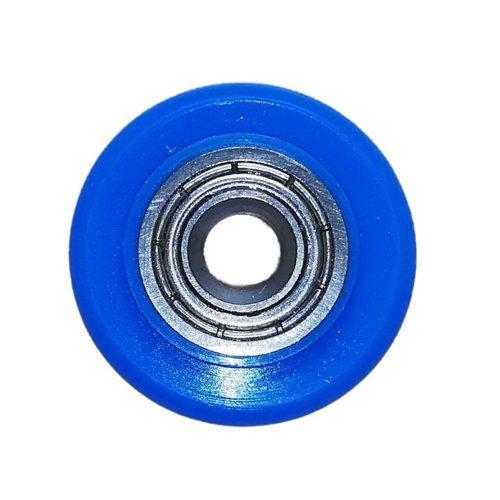 AquaMaxx zuhanykabin görgő kerék, 23-25mm kerékátmérő, 4mm kerékvastagság, Rozsdamentes csapágyazott kerék