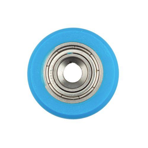 AquaMaxx EXTRÉM rozsdamentes csapágyazott zuhanykabin görgő kerék, 26mm kerékátmérő, 5-6mm kerékvastagság